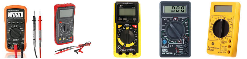 Shop Digital Multimeters