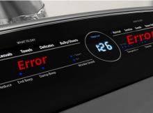 Cabrio Error Codes