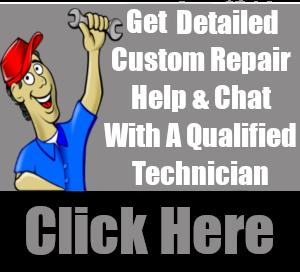 Appliance Repair Help